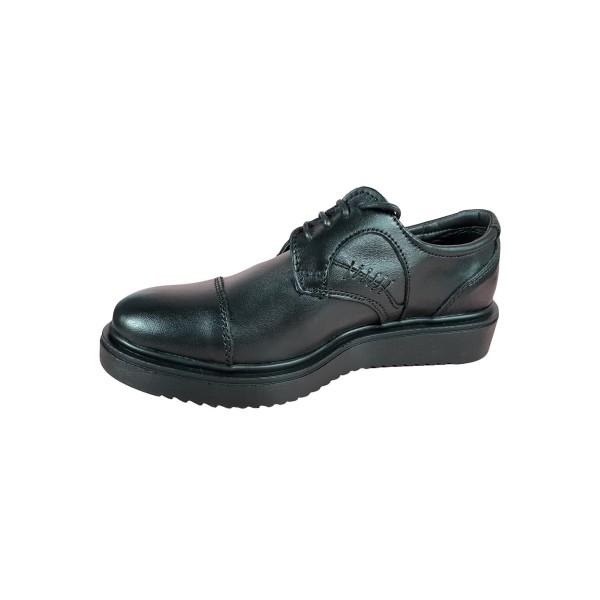 Pantofi casual de femei din piele naturala Cezara Negru marime 36