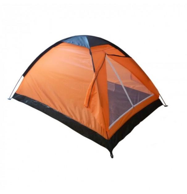 Cort camping impermeabil pentru 2 Persoane 200x140x100 cm