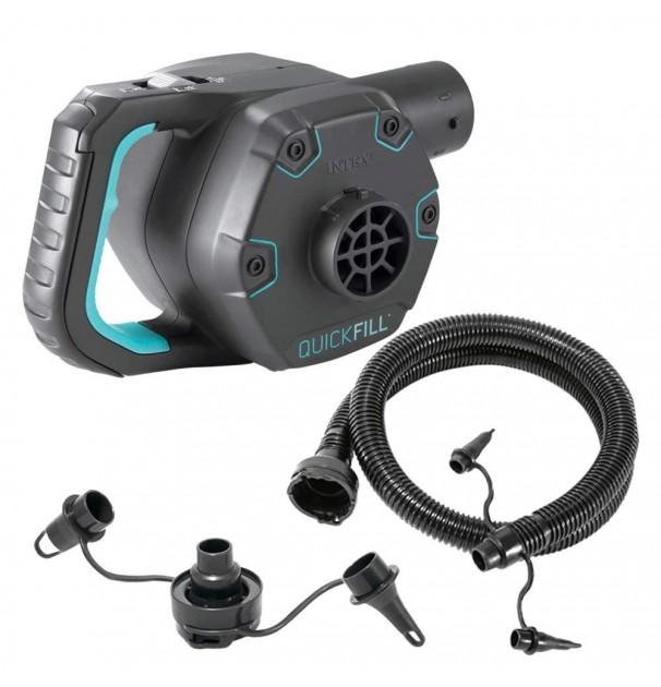 Pompa electrica Intex Quick-Fill AC220V pentru umflat si dezumflat